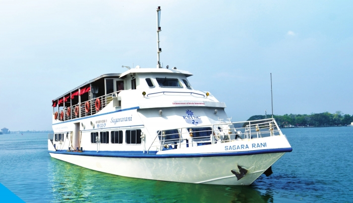 Only Sea Cruise in Kochi